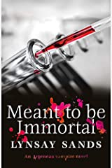 Meant to Be Immortal: Book Thirty-Two (Argeneau Vampire) ペーパーバック