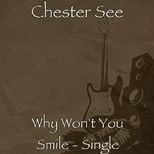 Why Won't You Smile - Single