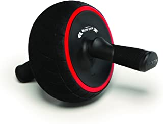 Iron Gym IRG013 Speed Abs Complete Ab Workout System, Abdominal Roller Wheel, 9.4 x 3.6 x 7.9, Black/Red