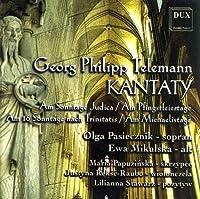 Cantatas 18 33 50 & 64