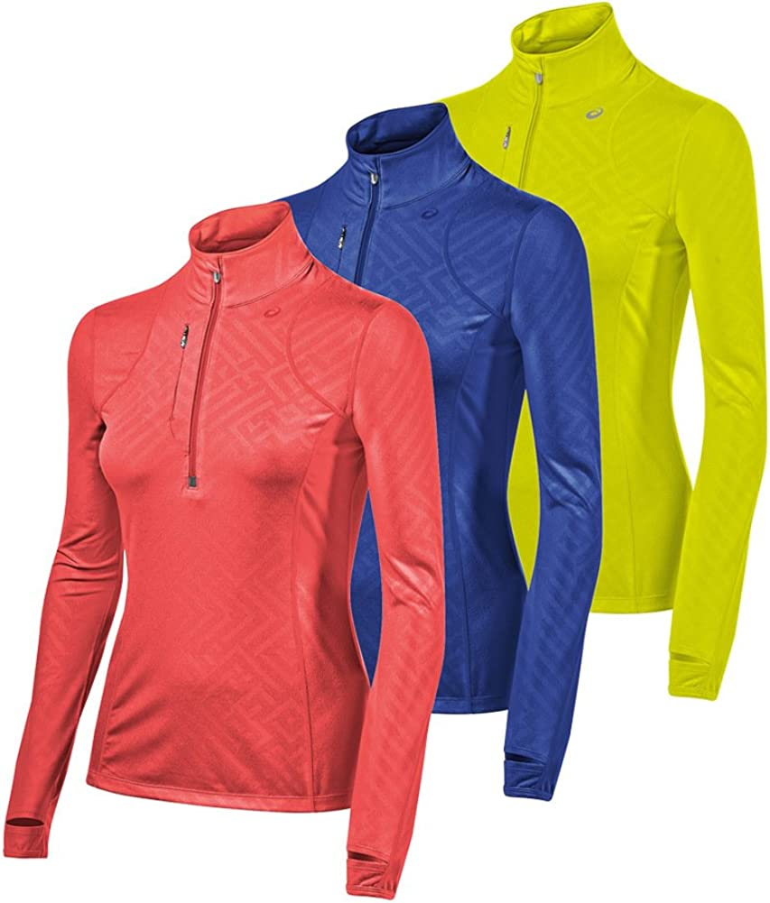 ASICS Free shipping anywhere 100% quality warranty! in the nation Women's Thermopolis 1 Zip 2 Jacket