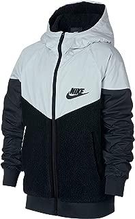 Boy's Sportswear Windrunner Sherpa Jacket