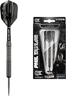 Target Darts - Phil Taylor Power 8Zero Titanium Steel Tip Darts