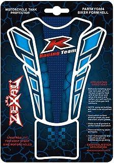 Morza Huile du r/éservoir de Carburant de Moto Tapis de Protection Sticker Autocollant Universel pour Yamaha