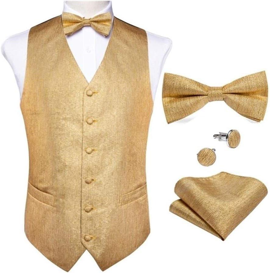 QWERBAM Wedding Bargain sale Suit Vest mart Business Men Tuxedo Sui Waistcoat