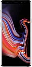 """Samsung Galaxy Note 9 Factory Unlocked Phone with 6.4"""" Screen and 128GB (U.S. Version), Midnight Black"""