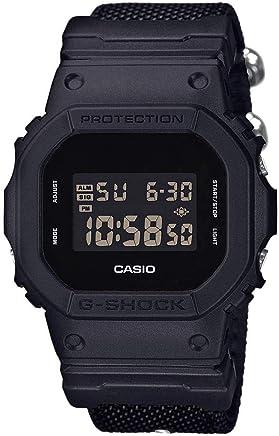 Casio G-Shock Digital Herrenarmbanduhr, schwarz, 20 BAR