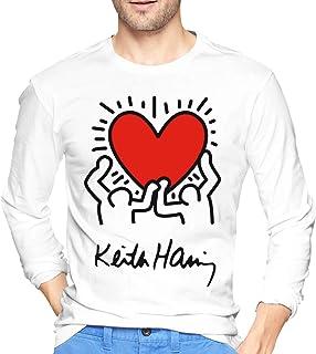 Keith Haring Resist Men Printed Vest Sports Tank-Top Tees Leisure Tee Sleeveless Shirts
