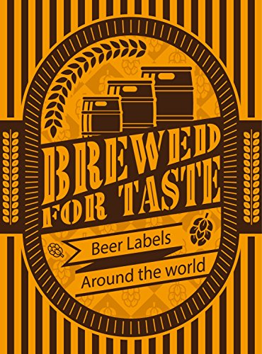 Brewed for Taste: Craft Beer Labels Around the World