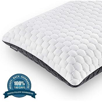 sofi Stomach Sleeper Memory Foam Pillow