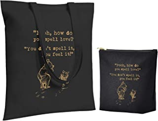 How Do You Spell Love,You Don'T Spell It,You Feel It -Winnie The Pooh -Birthday Graduation Gift For Best Sister Friend Dau...