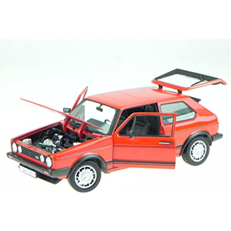 Vw Golf I Gti Rot 1976 Modellauto Fertigmodell Ottomobile 1 12 Spielzeug