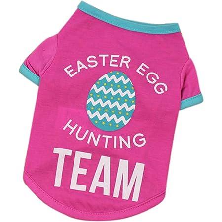 Easter Shirt for DogsDog ClothesEaster Dog ClothesDog ClothingEaster Dog ShirtUpcycled Dog ClothesBunny Ears for DogsFREE SHIP