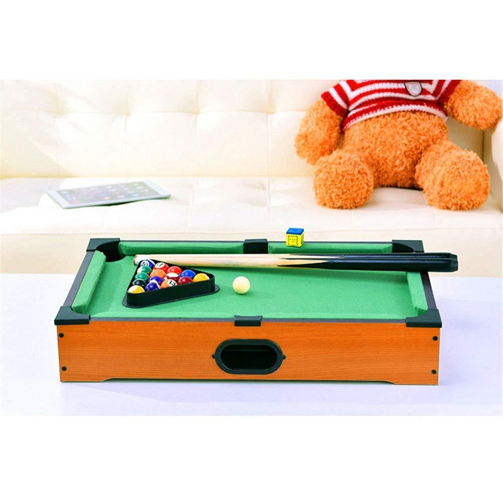 XIAOLULU-KidsToys Mini mesas de Billar La Mesa de Billar Mini Home ...