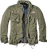 Brandit M-65 Giant Jacket, Vert Olive (1), XL Mixte