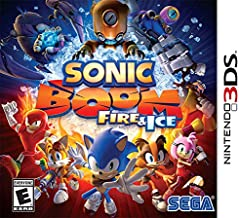 Best sonic boom fire and ice 3ds Reviews