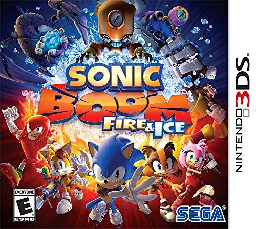 Sonic Boom: Fire amp Ice  Nintendo 3DS