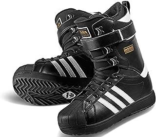 Snowboarding Superstar Boot - Black/white/gold Sz 10