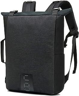 Men Laptop Backpack Business Travel Laptop Rucksack for Durable Water Resistant College15.6 Inch Computer Rucksack Daypack,C