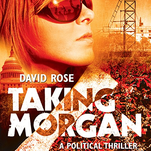 Taking Morgan audiobook cover art