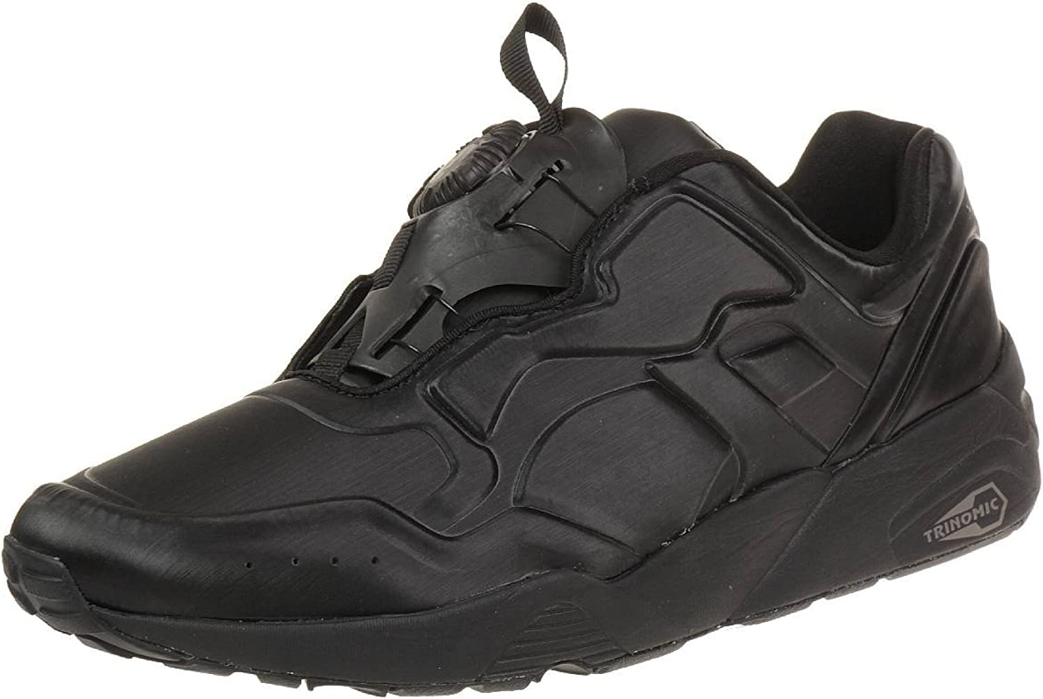 Puma MY-89 DISC Black Unisex Sneakers shoes Trinomic