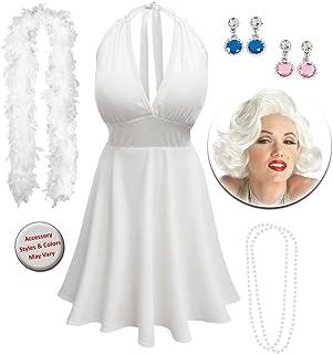 118cce68841 Sanctuarie Designs Marilyn Monroe Plus Size Supersize Halloween Costume