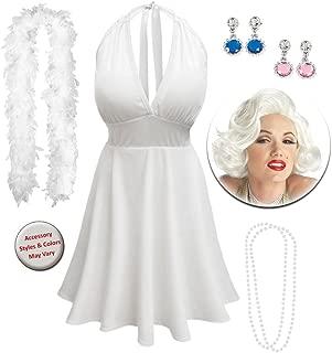 Marilyn Monroe Plus Size Supersize Halloween Costume