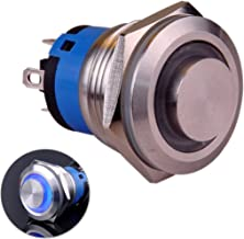 Taien Latching Push Button Switch 19mm 3/4