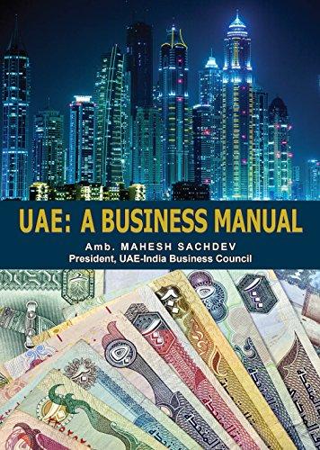 UAE: A Business Manual (English Edition)