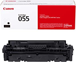 Cartridge 055 Black, Standard ‐ Yields up to 2,300 Pages