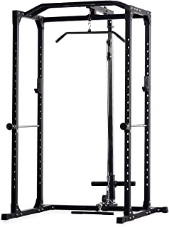 REP FITNESS PR-1100 Power Rack - 1,000 lbs Rated Lifting Cage for Weight Training