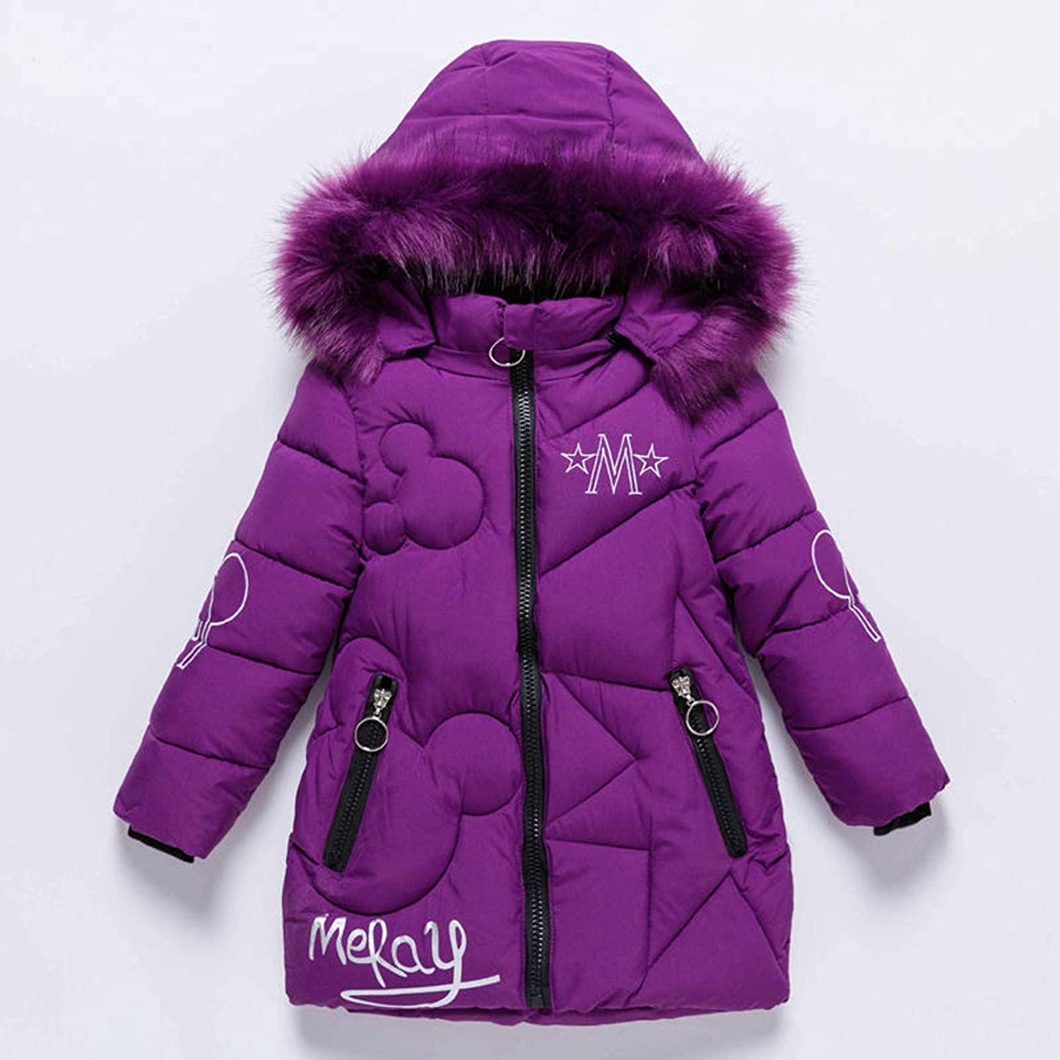 N\C Girls' Down Jackets Our Max 72% OFF shop most popular Clothing Winter Children's