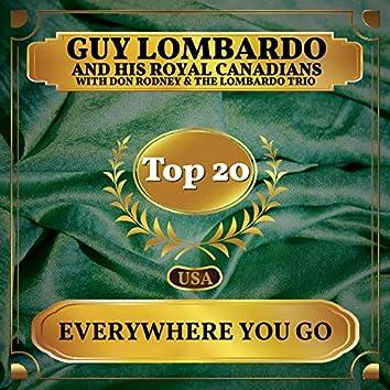 Everywhere You Go (Billboard Hot 100 - No 19)