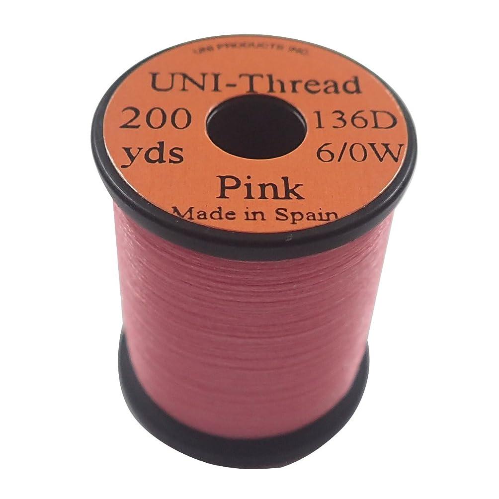 値する剥離階層UNI(ユニ) UNI 6/0 200yds. ユニスレッド [LOT5] 62020301001