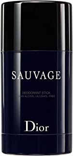 Christian Dior Sauvage for Men Deodorant Stick, 2.6 Ounce