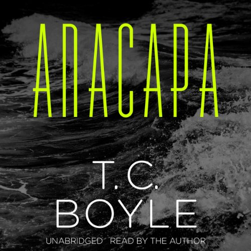 Anacapa audiobook cover art