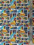 Little johnny Justice League Defenders Superman Batman