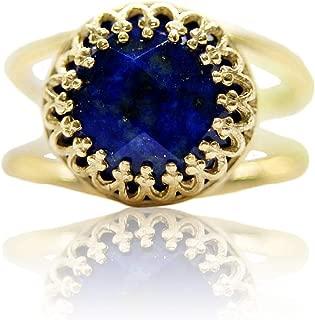 lapis lazuli rings for women