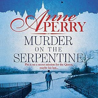 Murder on the Serpentine Titelbild