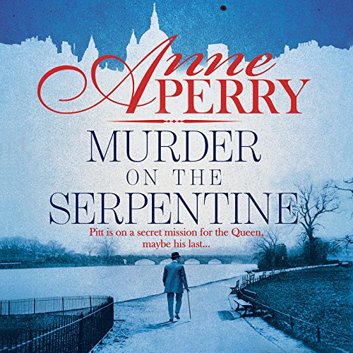 Murder on the Serpentine Titelbild