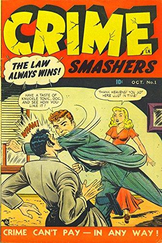 Crime Smashers (English Edition)