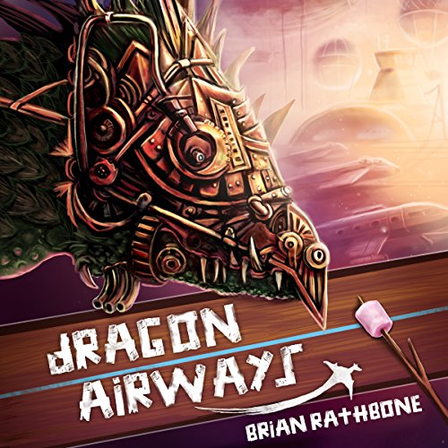 Dragon Airways audiobook cover art