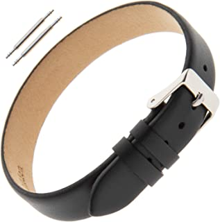 Best leather one piece watch band Reviews