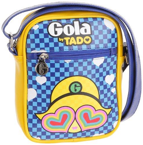 Gola Tasche Maclaine Beam blue/yellow/multi