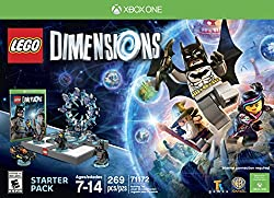 LEGO Dimensions Xbox One video games.