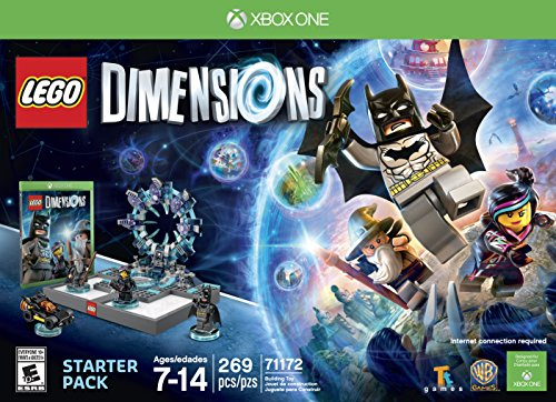 Lego Dimensions Starter Pack (Kit Inicial) Xbox One