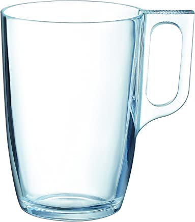 Voluto Caneca Luminarc Transparente 400Ml
