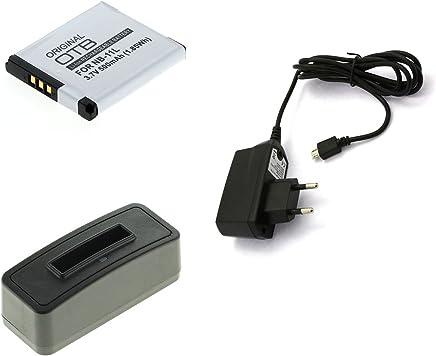 Batería para Rollei compactline 102 122 202
