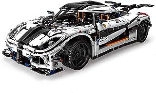 Technic Supercar for Koenigsegg, 3063 Pieces Sports Car Racing Car Model, Building Blocks Set Compatible with Lego