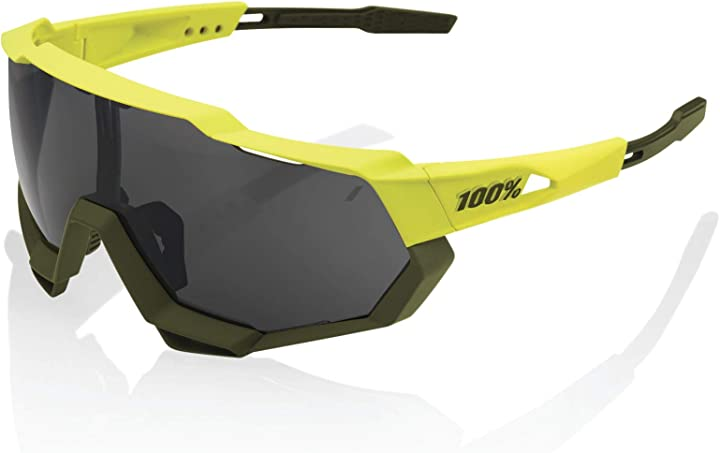 Occhiali da ciclismo unisex - adulto 100% speedtrap B08436NLYK
